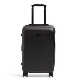 VERA BRADLEY Luggage Hardside Small Spinner Classic Black