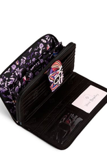 Iconic RFID Turnlock Wallet Foxwood