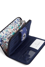 Iconic RFID Turnlock Wallet Seahorse of Course