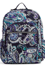 Iconic Campus Backpack Deep Night Paisley