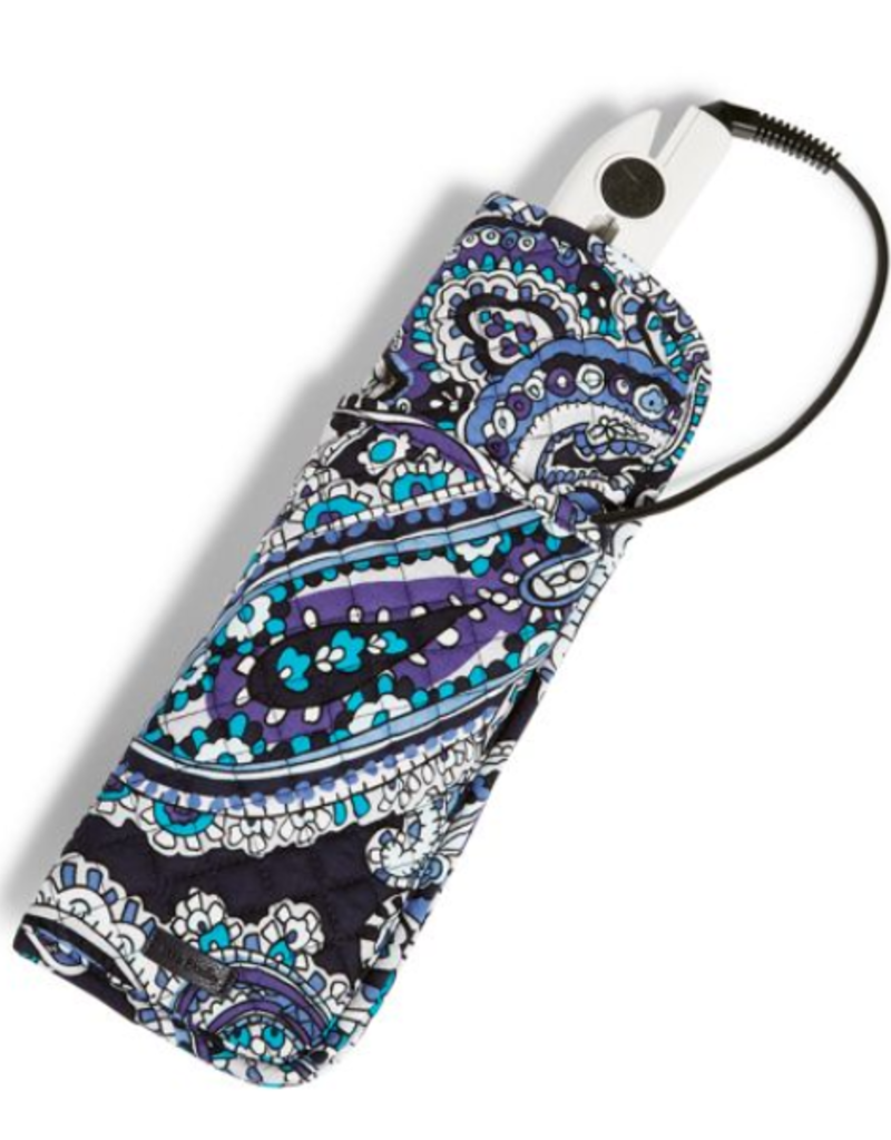 Iconic Curling & Flat Iron Cover Deep Night Paisley