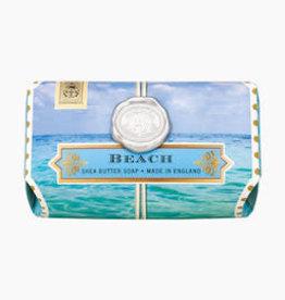 MICHEL DESIGN WORKS Large Bath Soap Bar BEACH