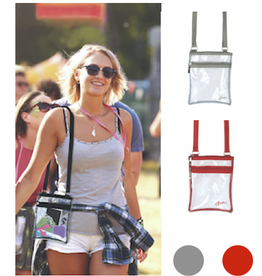 Eventful Cross Body Bag: SELECT RED OR GRAY