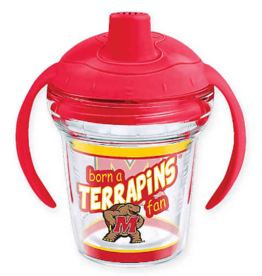 TERVIS TUMBLER 6oz. Sippy Cup-  UNV MARYLAND BORN A TERRAPINS FAN