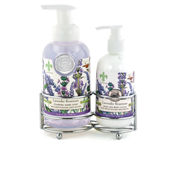 MICHEL DESIGN WORKS Handcare Caddy Lavender Rosemary