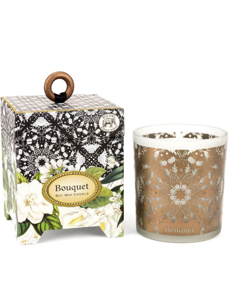 MICHEL DESIGN WORKS 6.5oz. Soy Wax Candle Bouquet