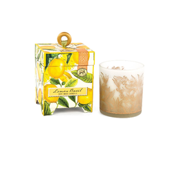 MICHEL DESIGN WORKS 6.5oz. Soy Wax Candle Lemon Basil