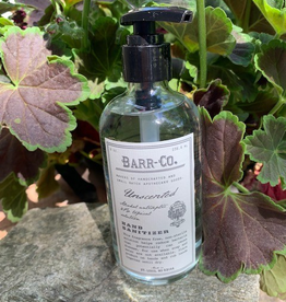 K HALL STUDIO LLC 8 oz. Sanitizer Unscented Barr-Co.