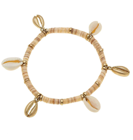 CANVAS Beachcomber Shell Bracelet Neutral