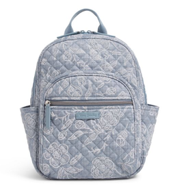 VERA BRADLEY Iconic Small Backpack Park Lace
