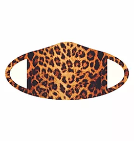 THE NO COMPANY INC Face Mask Cheetah Deco