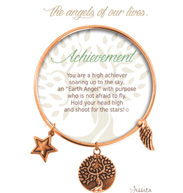 THOUGHTFUL ANGELS Charm Bracelet Achievement