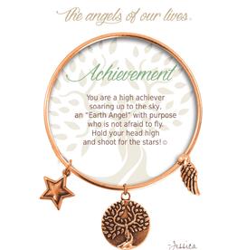 THOUGHTFUL ANGELS Charm Bracelet Achievement