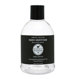 DIONIS INC Hand Sanitizer 8 oz. Unscented