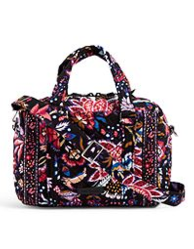 VERA BRADLEY Iconic 100 Handbag Foxwood