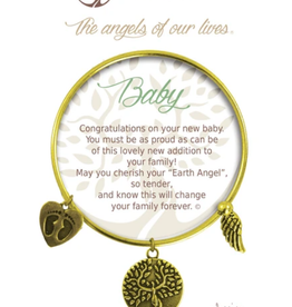 THOUGHTFUL ANGELS Charm Bracelet Baby