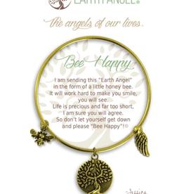 THOUGHTFUL ANGELS Charm Bracelet Bee Happy