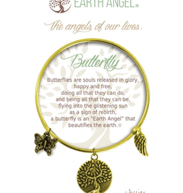 THOUGHTFUL ANGELS Charm Bracelet Butterfly
