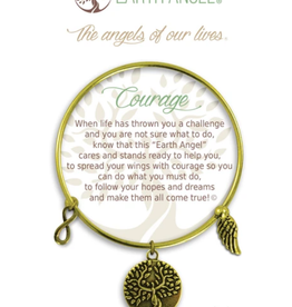 THOUGHTFUL ANGELS Charm Bracelet Courage