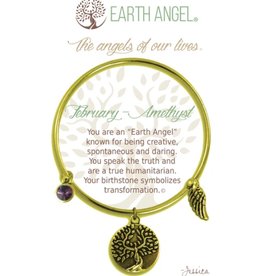 Birthstone Bracelet February