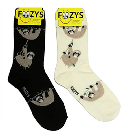 FOOZY'S Sloth Socks