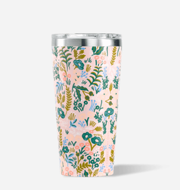 CORKCICLE 16 oz. Tumbler Rifle Paper Pink Tapestry