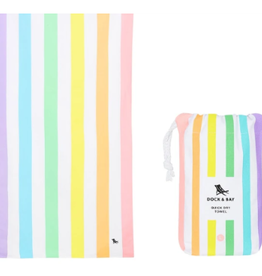 DOCK & BAY Summer Unicorn Waves X-Large Drying Towel