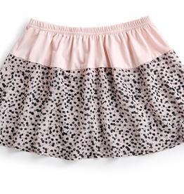 Shirt Extender Pink/Black Dots Medium