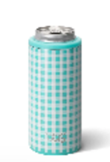 SWIG LIFE 12oz SCOUT+Swig Skinny Can Cooler Barnaby Checkham