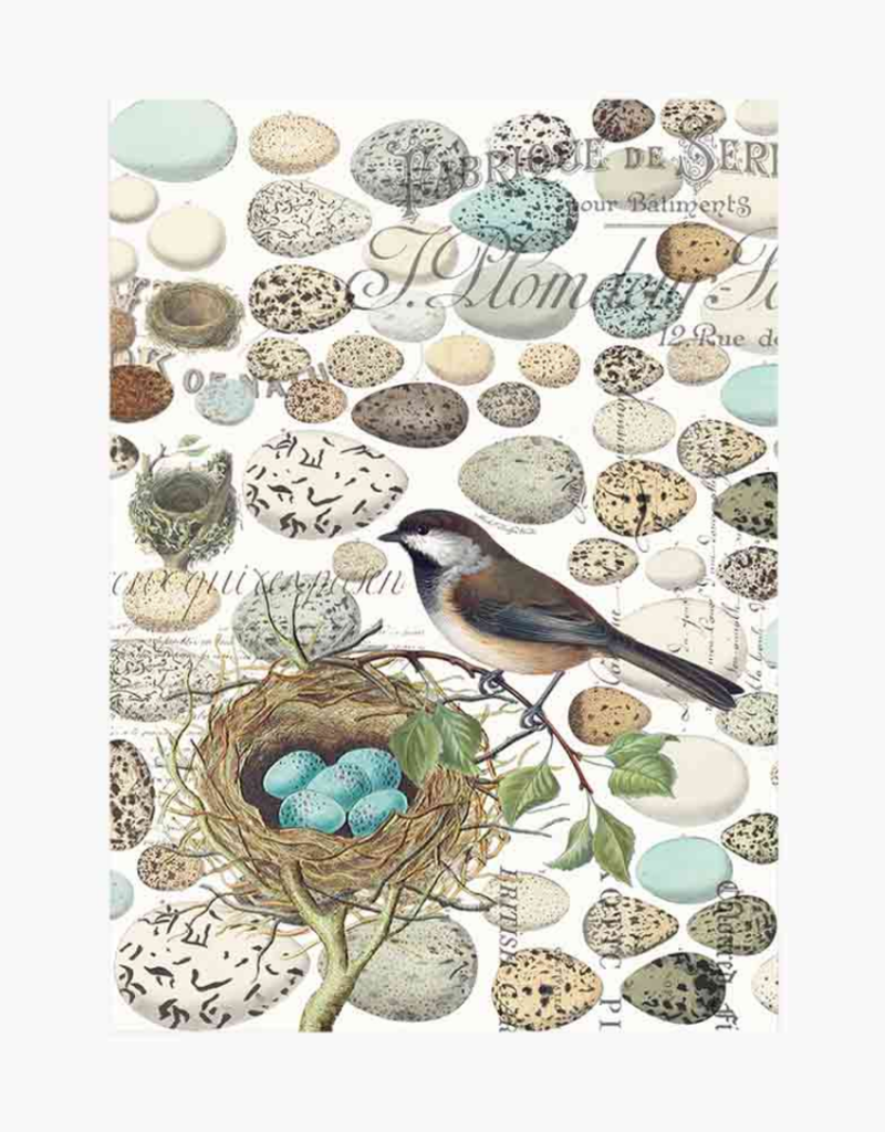 Kitchen Towel Nest Eggs Heart And Home