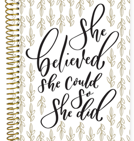 BLOOM 2020-2021 Soft Cover Planner (Writefully His)