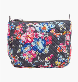 VERA BRADLEY 22265 Carson Shoulder Bag Pretty Posies