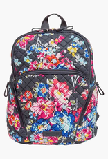 VERA BRADLEY Iconic Campus Backpack Pretty Posies