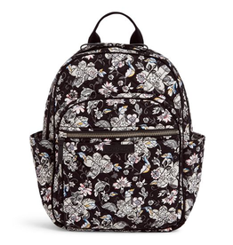 VERA BRADLEY Iconic Small Backpack Holland Garden