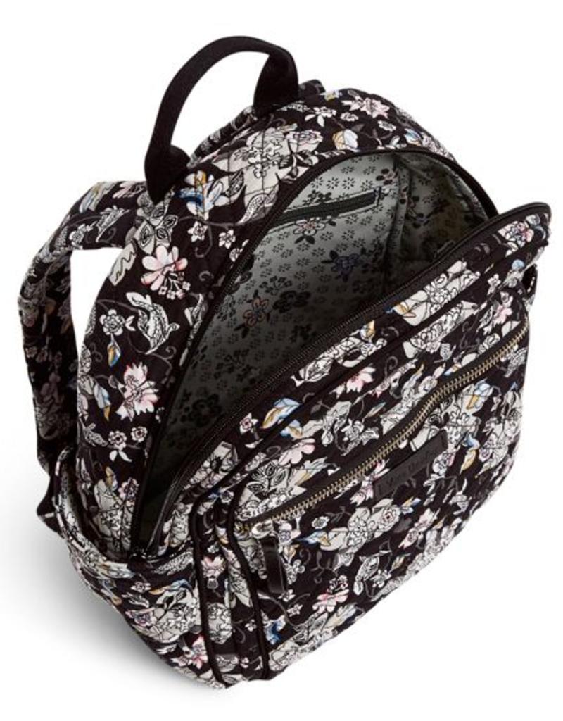VERA BRADLEY Iconic Small Backpack Holland Garden