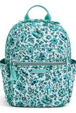 VERA BRADLEY Iconic Small Backpack Cloud Vine