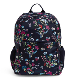 VERA BRADLEY ReActive Grand Backpack Itsy Ditsy Floral