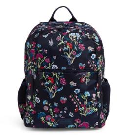 VERA BRADLEY ReActive Grand Backpack Itsy Ditsy Flora