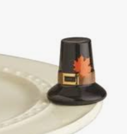NORA FLEMING Mini We Gather Together Pilgrim Hat