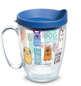 TERVIS TUMBLER 16oz Mug Dog Sayings