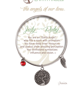 Birthstone Bracelet July