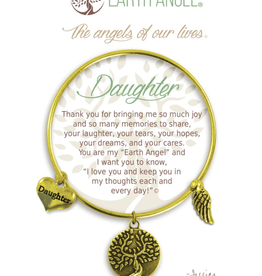 THOUGHTFUL ANGELS Charm Bracelet Daughter