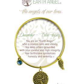 THOUGHTFUL ANGELS Birthstone Bracelet December