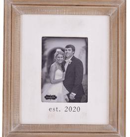 MUDPIE 5x7 Established 2020 Frame