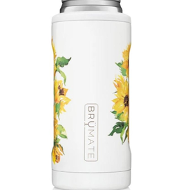 BRUMATE LLC Hopsulator Slim Sun Flower 12 oz