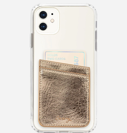 CASERY PHONE POCKET ROSE GOLD