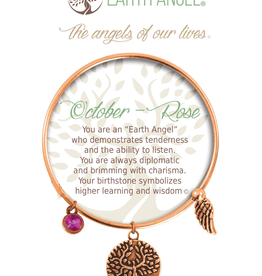 THOUGHTFUL ANGELS Birthstone Bracelet October