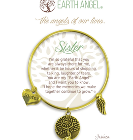 THOUGHTFUL ANGELS Charm Bracelet Sister