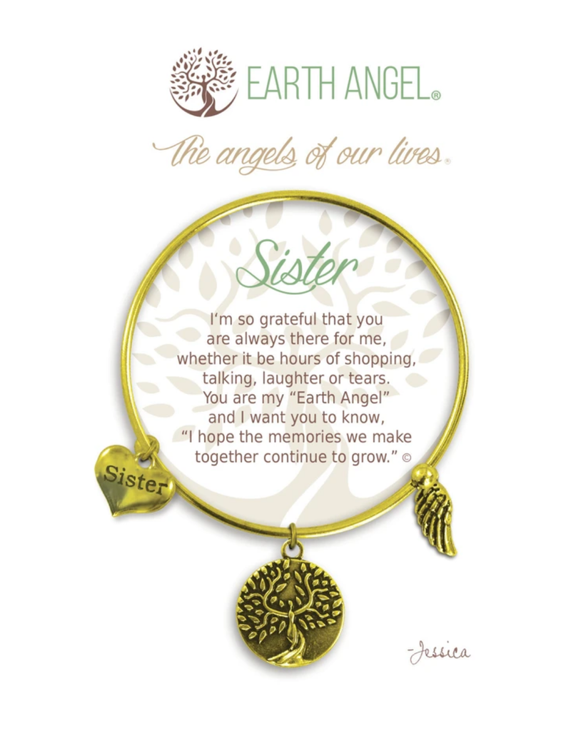THOUGHTFUL ANGELS Charm Bracelet Sister