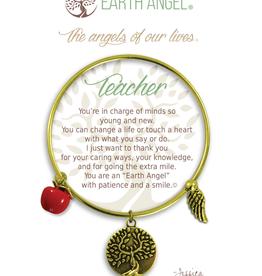 THOUGHTFUL ANGELS Charm Bracelet Teacher